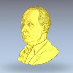 Descargar modelos 3D gratis Putin Brlf, shuranikishin