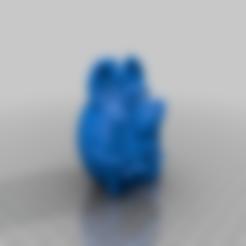 Télécharger modèle 3D gratuit souris chimiste, shuranikishin
