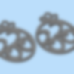 2020_1.stl Download free STL file add for Christmas tree 2020 • 3D printing model, shuranikishin