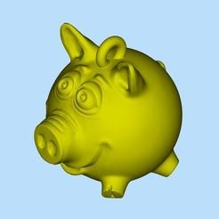 Télécharger fichier imprimante 3D gratuit pigg-5, shuranikishin