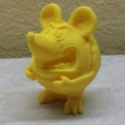 Download free 3D printer designs Mouse 20, shuranikishin