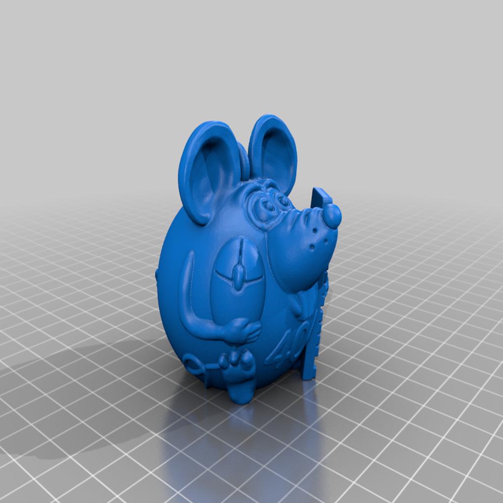 m521.png Télécharger fichier STL gratuit programmeur de souris • Objet à imprimer en 3D, shuranikishin