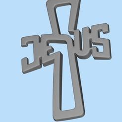 Télécharger fichier imprimante 3D gratuit Jésus, shuranikishin