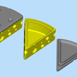 Download free 3D printer model cheese box, shuranikishin