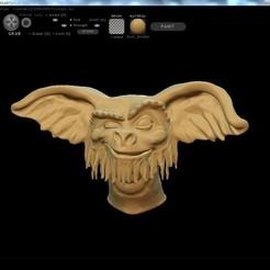 Free 3D print files gremlin, shuranikishin