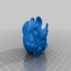automaster.png Download free STL file Mouse Auto Mechanic • 3D printer design, shuranikishin