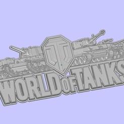 Descargar archivo 3D gratis logotipo de wot-tow, shuranikishin