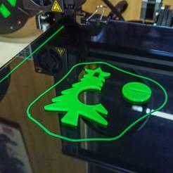 DSC_3088.jpg Télécharger fichier STL gratuit Arbre de Noël FlatPack • Modèle imprimable en 3D, chienline