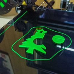 DSC_3088.jpg Download free STL file FlatPack Christmas Tree • 3D print model, chienline