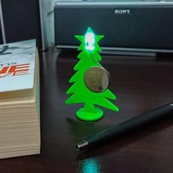 DSC_3103.jpg Télécharger fichier STL gratuit Arbre de Noël FlatPack • Modèle imprimable en 3D, chienline