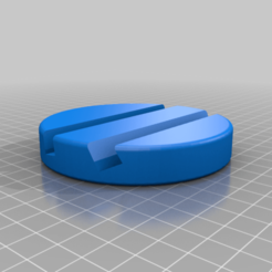 CoasterPS.png Download free STL file Coaster Phone Stand • 3D printing object, chienline