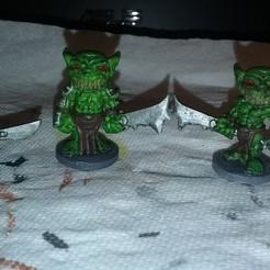 Free 3D print files Goblins, xstoner42x