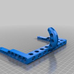 ManetaCamaraRaspiEnder3.png Download free STL file Maneta cama Ender 3 Cr-10 • 3D printer object, 3DTimeLab