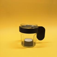 IMG_20201023_185736.jpg Télécharger fichier STL Candélabre, Lampion à bougie • Modèle imprimable en 3D, LuDoLblc