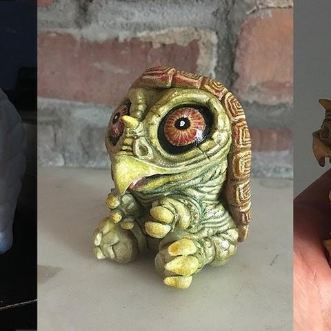 Download free 3D print files Birdle, bennettklein