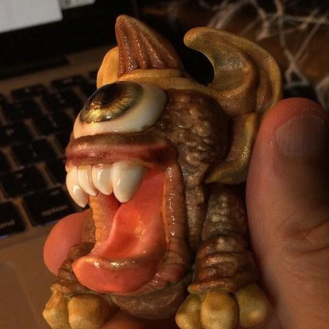 Descargar archivo 3D gratis Cíclope bebé, bennettklein