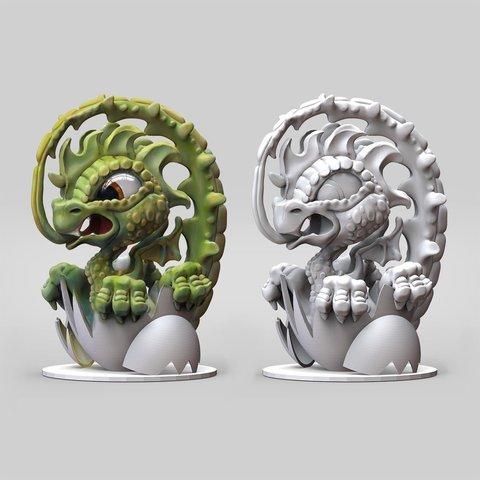 Download free 3D printer designs Chompers, bennettklein