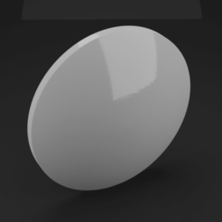 Liso_1.png Download STL file Plain Shield - Playmobil Set • 3D printer template, PrinCo_3D