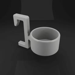 bote_3.png Télécharger fichier STL Soutien aux bateaux Skadis : Skadis Tin Holder • Modèle pour impression 3D, PrinCo_3D