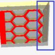 Download free 3D printing templates Mini Shelf (Toiletries / Spices etc), jakelsaunders94