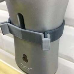 Télécharger fichier imprimante 3D gratuit support pour distributeur de savon, Ronniebravo