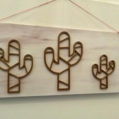 Télécharger modèle 3D Cactus wall, philovent