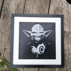 3D print model Yoda, philovent