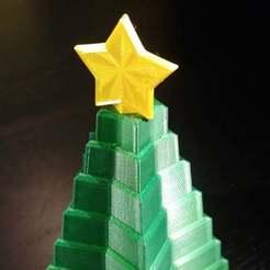 instantxmas01_cults.jpg Télécharger fichier STL gratuit Noël instantané - Arbre de Noël pliable • Design pour imprimante 3D, pyromaniak