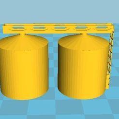 Imprimir en 3D gratis Silos, nekorodrigues