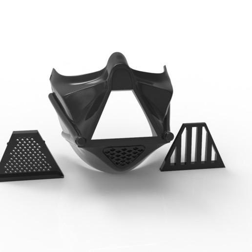 untitled.273.jpg Télécharger fichier STL gratuit MASQUE ANTIFACIAL DARTH VADER • Objet pour imprimante 3D, CastleDesignChile