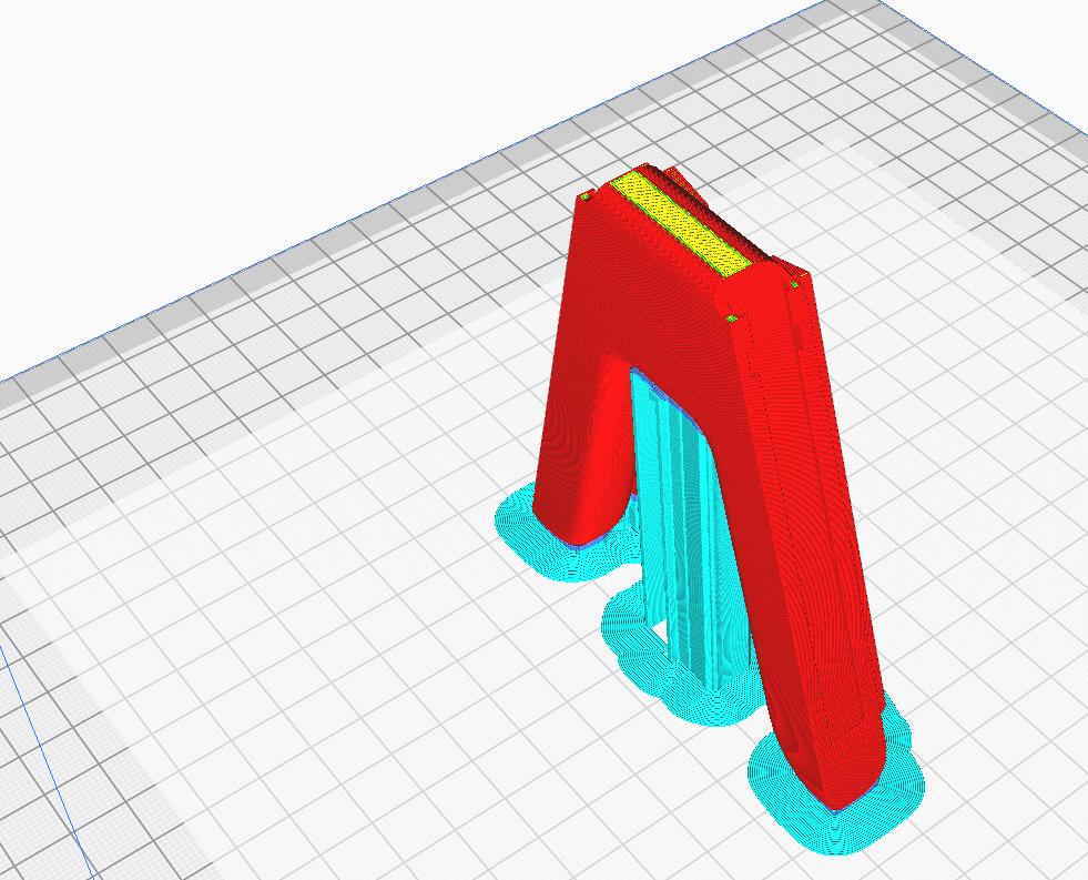 impresion foto.png Download free STL file Support control joycon nintendo switch • 3D printer model, CastleDesignChile