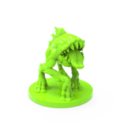 Download free STL file Union monster from myke wasausky killing floor • 3D printable model, CastleDesignChile