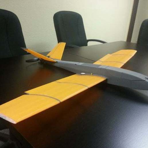 20141112_200649_preview_featured.jpg Download free STL file UAV/FPV 3D printed airplane.(drone) • Object to 3D print, poodyfaisal