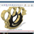 Download 3D printing designs 2X KNUCKELS X SLINGSHOT ., poodyfaisal