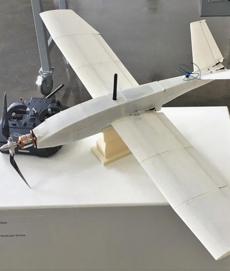 US Marine Scout UAS.jpg Download free STL file UAV/FPV 3D printed airplane.(drone) • Object to 3D print, poodyfaisal