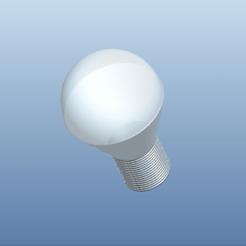 3D print model Bulb , Marko03