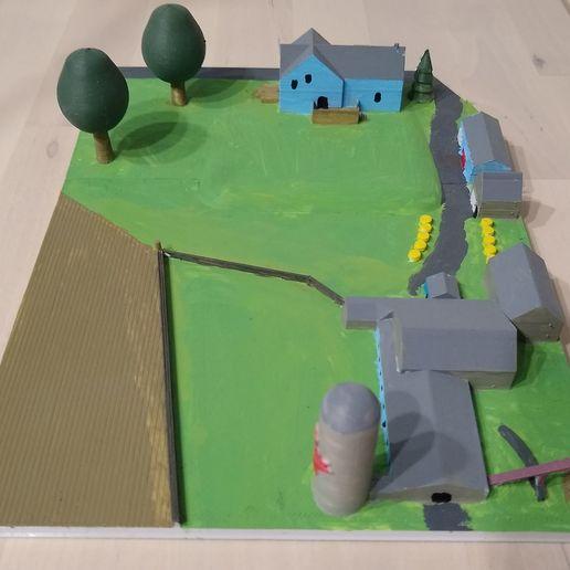 73189058_2631868866863667_8695666241467056128_n.jpg Télécharger fichier STL gratuit Ferme familiale • Modèle à imprimer en 3D, westloki