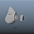Download free STL file Mask Covid 19 • 3D printing design, MaxLab