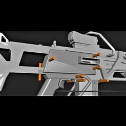 Download 3D printing templates Anthem - Hammerhead, MaxLab