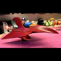 Download 3D printing models Brain Condor - Great Mazinger - MaxLab Version, MaxLab