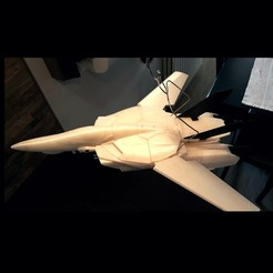 3D printing model Robotech Macross VF-1S Transformable, MaxLab