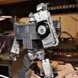 Télécharger STL Optimus Prime - Version MaxLab, MaxLab