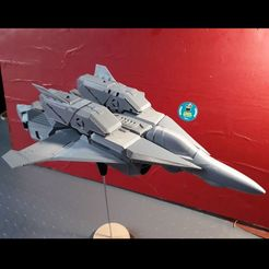 Download 3D printer templates Legioss - Robotech Alpha - MaxLab Version, MaxLab