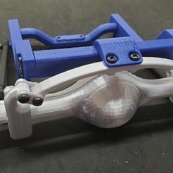 Descargar modelo 3D gratis 1/10 de la barra de ratas de la escala. Parte - 1., MAKEIT