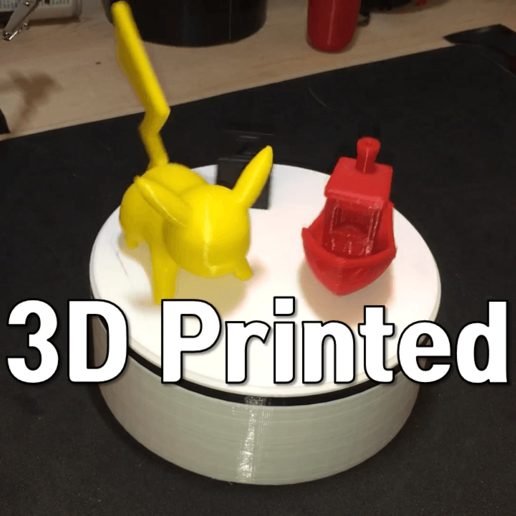 프레젠테이션1.png Télécharger fichier STL gratuit Présentoir pivotant à 360 • Modèle à imprimer en 3D, MAKEIT