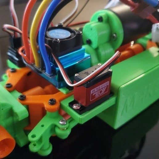 KakaoTalk_20200720_070748407.jpg Télécharger fichier STL gratuit Camion 4WD 1:16 RC (échantillon) • Design imprimable en 3D, OM3