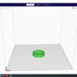 Download free 3D printer designs SUPPORT BOBINE  U20, yvon-grd