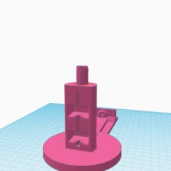 Descargar modelos 3D gratis SOPORTE BOBINA U20, yvon-grd