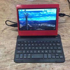 STL Raspberry Touchscreen 7 inch. Case w. Fan, andy_67