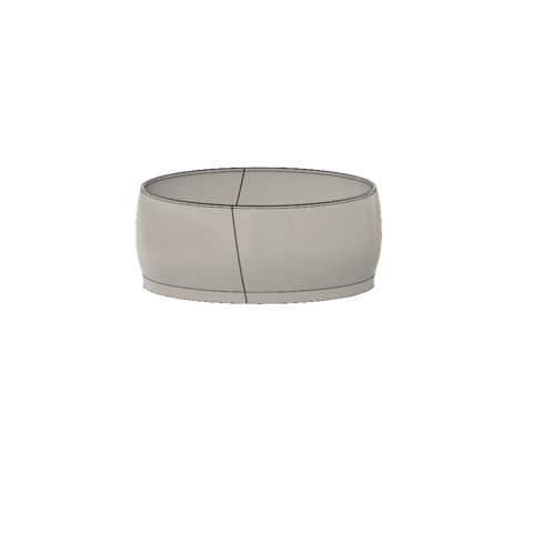 bandeau interne.png Download free STL file Vase • Object to 3D print, jttassin